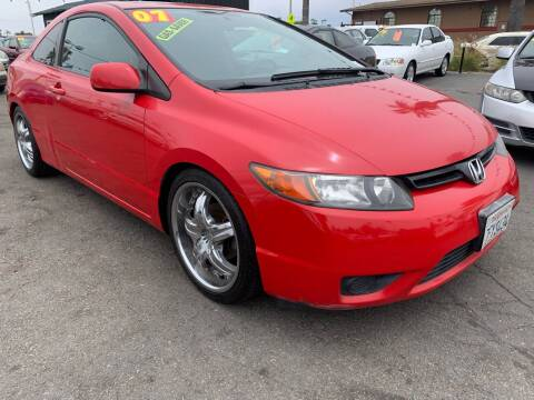 2007 Honda Civic for sale at North County Auto in Oceanside CA