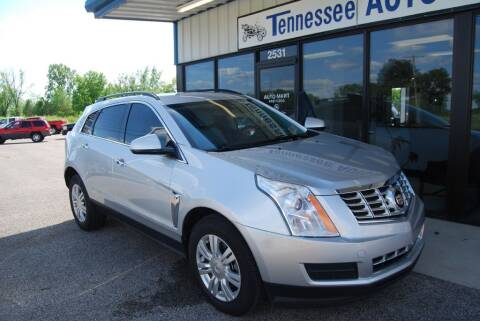 2013 Cadillac SRX for sale at Tennessee Auto Mart Columbia in Columbia TN