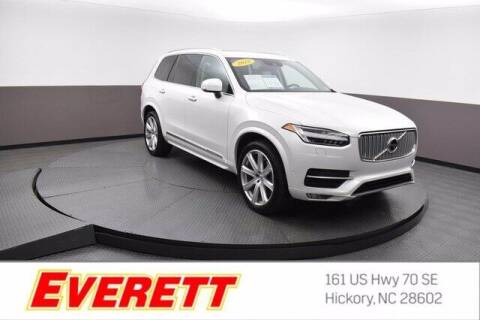 2018 Volvo XC90 for sale at Everett Chevrolet Buick GMC in Hickory NC