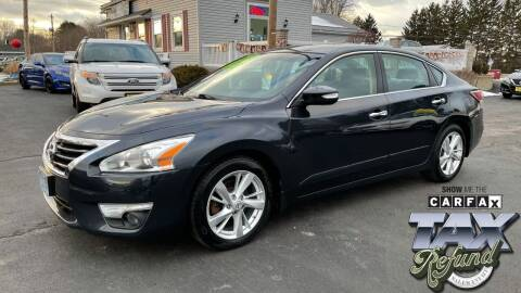 2015 Nissan Altima for sale at RBT Automotive LLC in Perry OH