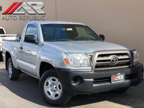 2009 Toyota Tacoma for sale at Auto Republic Fullerton in Fullerton CA