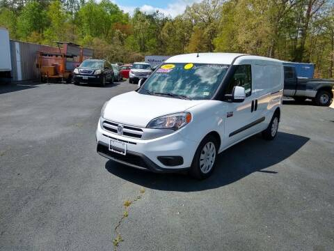 2016 RAM ProMaster City Cargo for sale at James River Motorsports Inc. in Chester VA