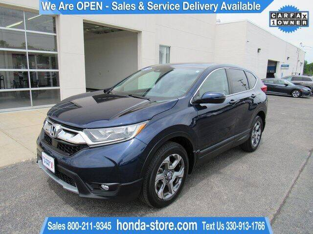2018 Honda CR-V for sale in Youngstown, OH