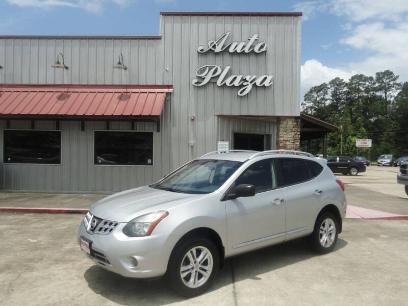 2015 Nissan Rogue Select for sale at Grantz Auto Plaza LLC in Lumberton TX