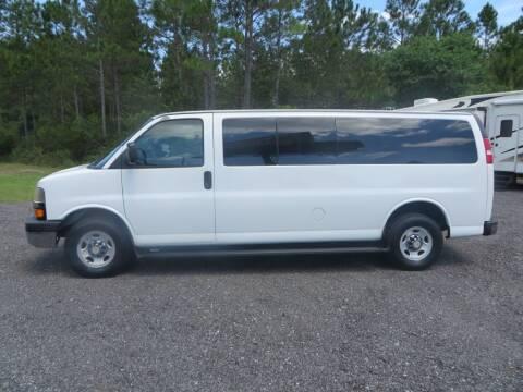 2011 Chevrolet Express Passenger for sale at Ward's Motorsports in Pensacola FL