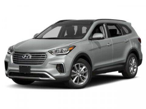 2019 Hyundai Santa Fe XL for sale at STG Auto Group in Montclair CA