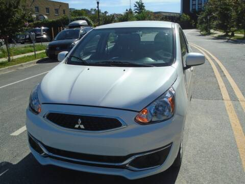 2019 Mitsubishi Mirage for sale at Montrose Motors MD in Rockville MD