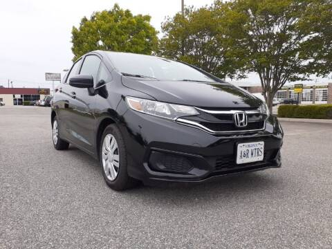 2019 Honda Fit for sale at A&R MOTORS in Portsmouth VA