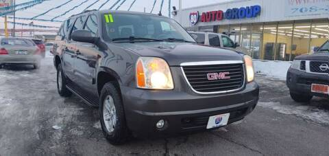 2011 GMC Yukon XL for sale at I-80 Auto Sales in Hazel Crest IL