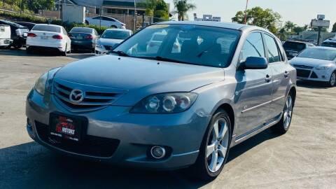 2004 Mazda MAZDA3 for sale at MotorMax in Lemon Grove CA