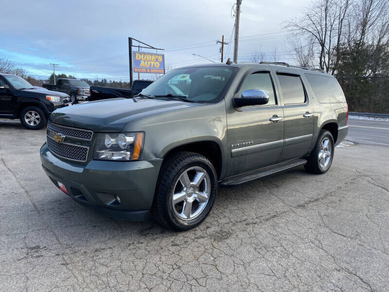 2011 Chevrolet Suburban for sale at Dubes Auto Sales in Lewiston ME