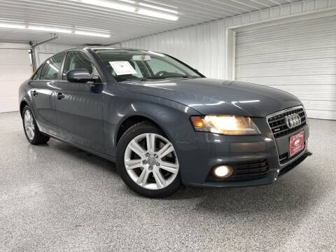 2010 Audi A4 for sale at Hi-Way Auto Sales in Pease MN