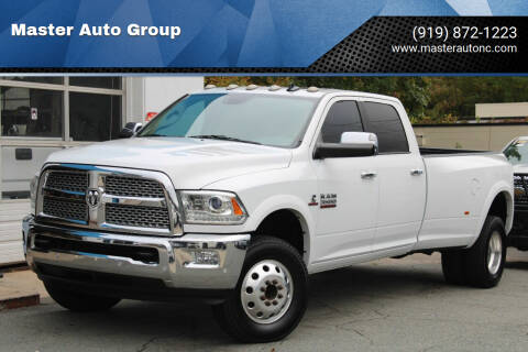2016 RAM Ram Pickup 3500 for sale at Master Auto Group in Raleigh NC