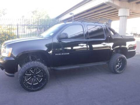 2011 Chevrolet Avalanche for sale at J & E Auto Sales in Phoenix AZ
