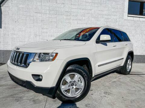 2012 Jeep Grand Cherokee for sale at ALIC MOTORS in Boise ID