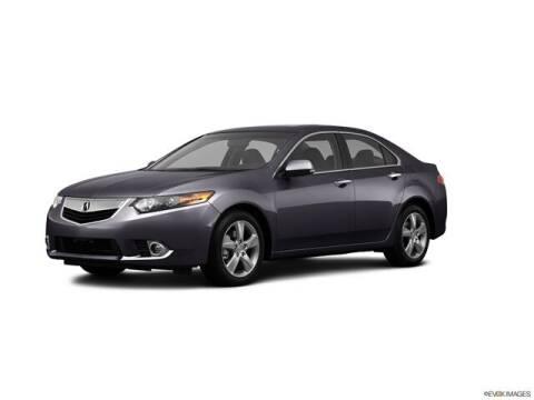 2013 Acura TSX for sale at SULLIVAN MOTOR COMPANY INC. in Mesa AZ
