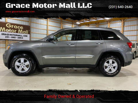 2012 Jeep Grand Cherokee for sale at Grace Motor Mall LLC in Traverse City MI