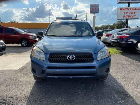 2006 Toyota RAV4 for sale at CENTRAL FLORIDA AUTO MART LLC in Orlando FL