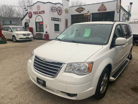 2010 Chrysler Town and Country for sale at Nelson's Straightline Auto - 23923 Burrows Rd in Independence WI