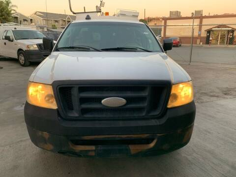2007 Ford F-150 for sale at Aria Auto Sales in El Cajon CA