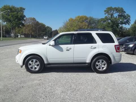 2012 Ford Escape for sale at BRETT SPAULDING SALES in Onawa IA