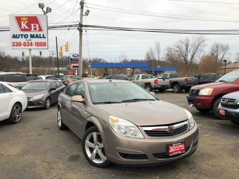 2007 Saturn Aura for sale at KB Auto Mall LLC in Akron OH