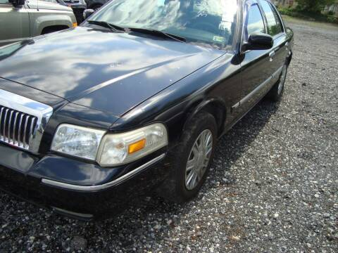 2006 Mercury Grand Marquis for sale at Branch Avenue Auto Auction in Clinton MD
