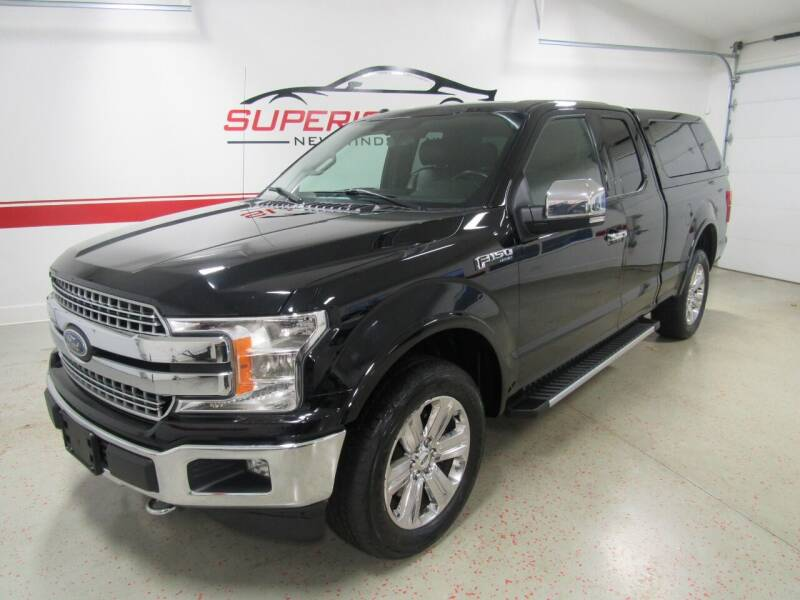 2018 Ford F-150 for sale at Superior Auto Sales in New Windsor NY