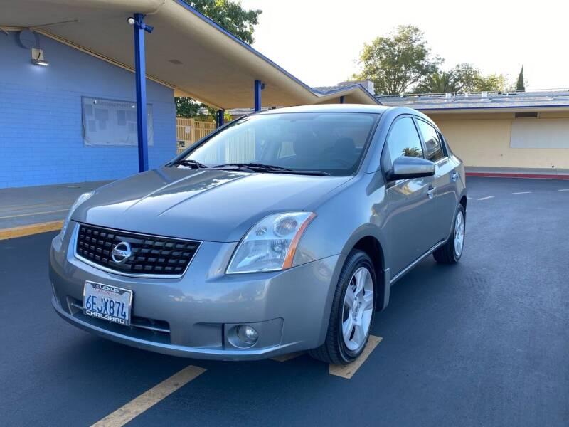 2008 Nissan Sentra for sale at ELYA MOTORS in Newark CA