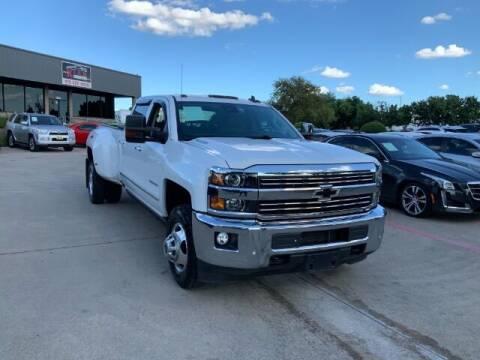 2016 Chevrolet Silverado 3500HD for sale at KIAN MOTORS INC in Plano TX