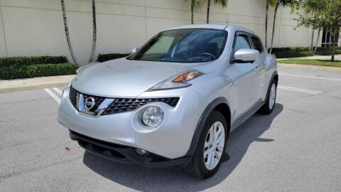 2015 Nissan JUKE for sale at Keen Auto Mall in Pompano Beach FL