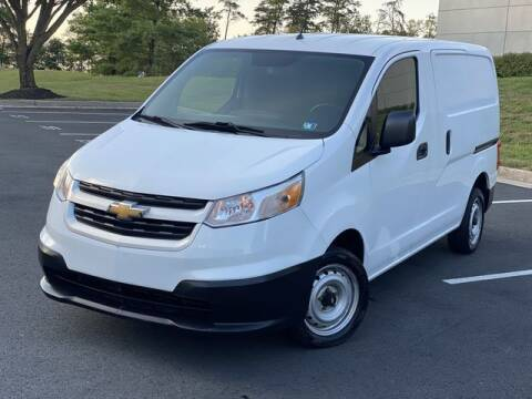 2015 Chevrolet City Express Cargo for sale at SEIZED LUXURY VEHICLES LLC in Sterling VA