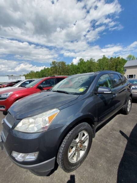 2010 Chevrolet Traverse for sale at Jeff's Sales & Service in Presque Isle ME