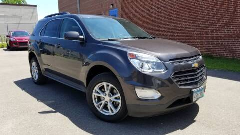 2016 Chevrolet Equinox for sale at Minnesota Auto Sales in Golden Valley MN