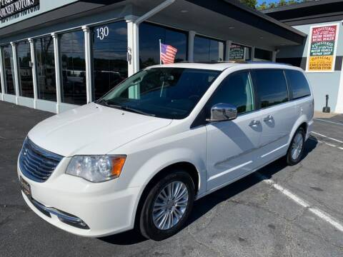 2012 Chrysler Town and Country for sale at Prestige Pre - Owned Motors in New Windsor NY