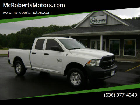 2015 RAM Ram Pickup 1500 for sale at McRobertsMotors.com in Warrenton MO