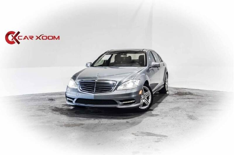 2012 Mercedes-Benz S-Class for sale at CarXoom in Marietta GA