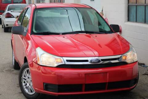 2008 Ford Focus for sale at JT AUTO in Parma OH