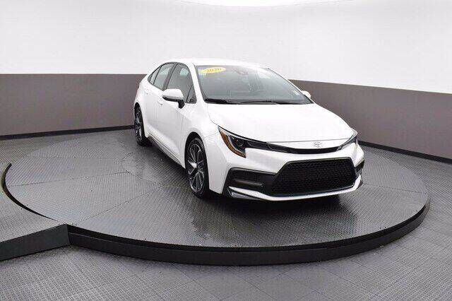 2020 Toyota Corolla for sale at Hickory Used Car Superstore in Hickory NC