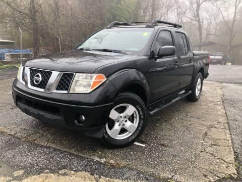 2007 Nissan Frontier for sale at Atlas Auto Sales in Smyrna GA