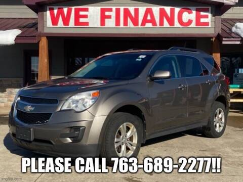 2012 Chevrolet Equinox for sale at Affordable Auto Sales in Cambridge MN