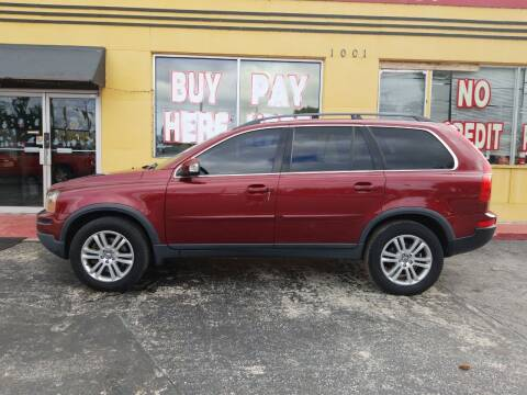 2009 Volvo XC90 for sale at BSS AUTO SALES INC in Eustis FL