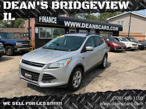 2013 Ford Escape for sale at DEANSCARS.COM in Bridgeview IL