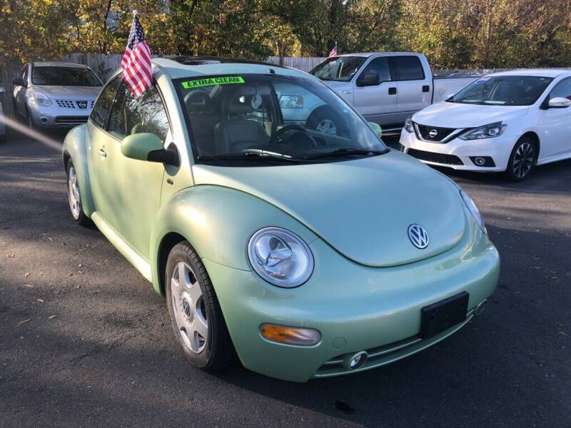 2001 Volkswagen New Beetle for sale at Auto Revolution in Charlotte NC
