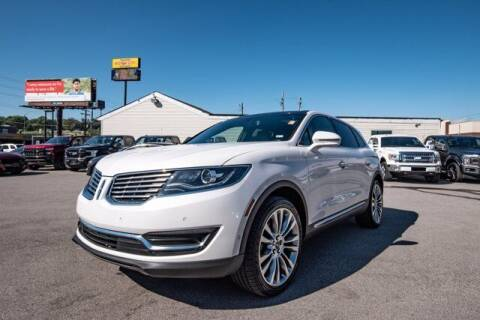 2018 Lincoln MKX for sale at TRAVERS GMT AUTO SALES - Traver GMT Auto Sales West in O Fallon MO