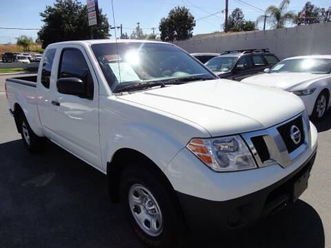 2017 Nissan Frontier for sale at AutoPlus of San Diego in Spring Valley CA