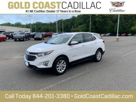 2019 Chevrolet Equinox for sale at Gold Coast Cadillac in Oakhurst NJ