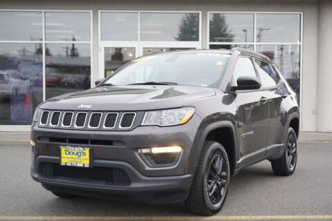 2017 Jeep Compass for sale at Jeremy Sells Hyundai in Edmunds WA