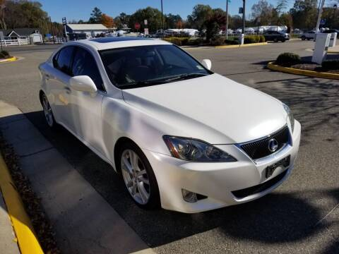 2006 Lexus IS 350 for sale at RVA Automotive Group in North Chesterfield VA
