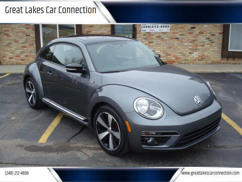 2014 Volkswagen Beetle for sale at Great Lakes Car Connection in Metamora MI